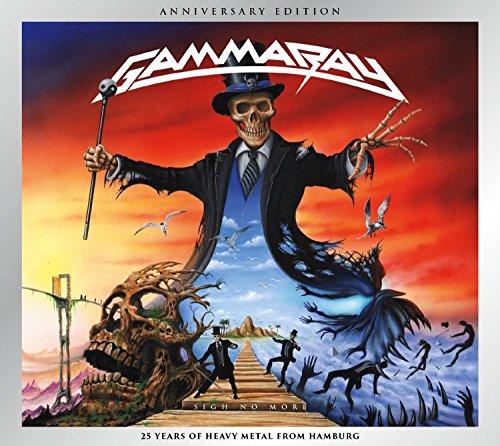 CD : Gamma Ray - Sigh No More (Anniversary Edition, 2 Disc)