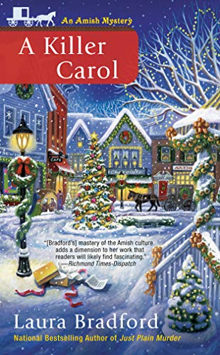 A Killer Carol (An Amish Mystery Book 7)