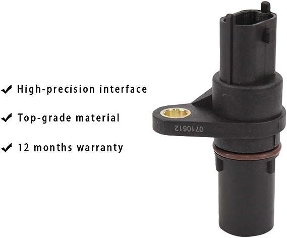 Crank Crankshaft Position Sensor CPS Sensor Fits 12789959 For Saab 9-3 9-3x Chevy Chevrolet Cobalt Saturn Ion 2.0L ZBN