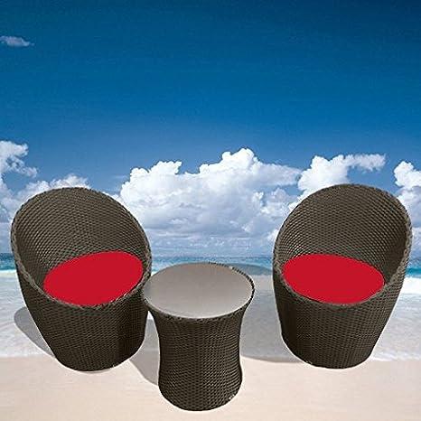 Juego de 2 almohadas sillones negro, diseño de mesa de ...