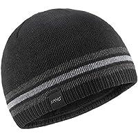 21f9b023afb OMECHY Mens Winter Beanie Hat Warm Cuff Toboggan Knit Ski Skull Cap