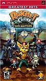Toys : Ratchet & Clank: Size Matters - Sony PSP