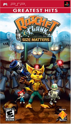 Ratchet & Clank: Size Matters - Sony PSP for sale  Delivered anywhere in USA