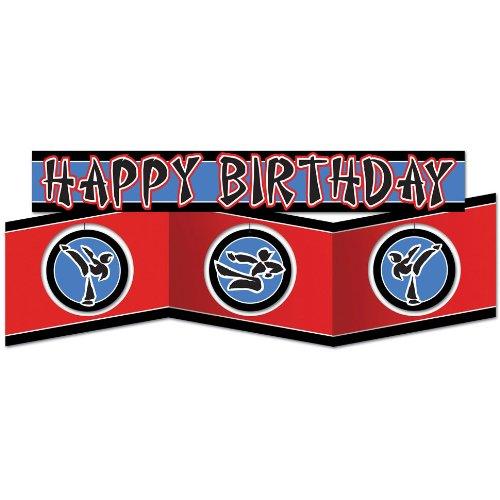Black Belt Birthday Centerpiece, Health Care Stuffs