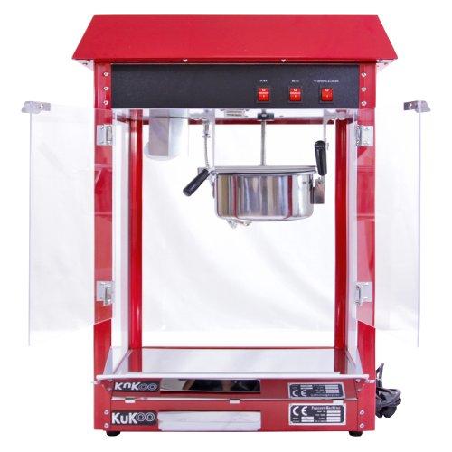 KuKoo Popcorn Maker Machine/8 Ounce Large Popcorn Making Popping Corn/Party...