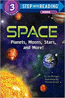 Space: Planets, Moons, Stars, And More! por Joe Rhatigan epub