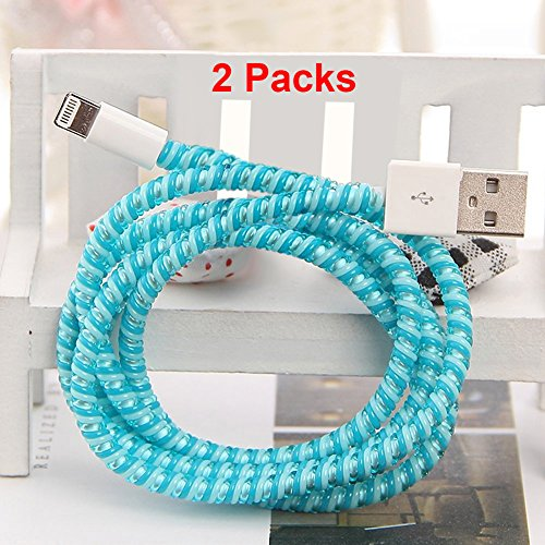8M//25Ft 8Mm Wire Spiral Wrap Sleeving Band Tube Cable Wire Protector JH
