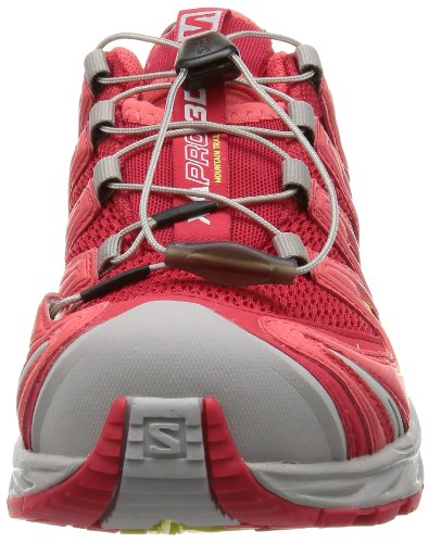Pro Shoes Red W Salomon Trail Women's Running Xa Red 3D Rwwx1qBH