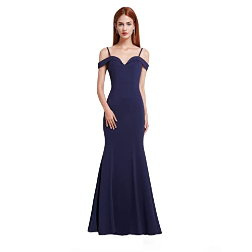 Ever Pretty Womens V Neck Off The Shoulder Sweetheart Neckline Evening Party Dresses 07017