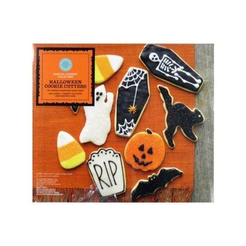 Martha Stewart Collection Halloween Cookie Cutters]()