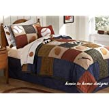 Classic Sports Quilt Bedding