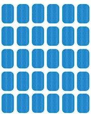NewL 30 stks Abs Trainer Vervanging Gel Sheet Abdominale Toning Riem Spier Toner Ab Trainer Accessoires Gel Sheets Voor Gel Pad