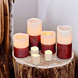 Furora LIGHTING LED Flameless Candles with Remote