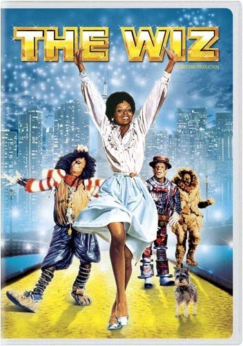 Amazon.com: The Wiz: Diana Ross, Michael Jackson, Nipsey Russell ...