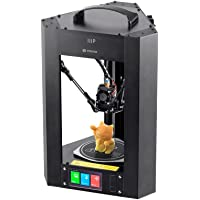 Monoprice Mini Delta 3D Printer Fully Assembled with Heated Build Plate and Auto Calibration for ABS PLA w/Micro SD