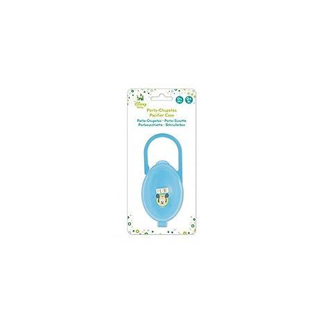 MICKEY - Porta chupetes en blister mickey baby azul colour overlap ...