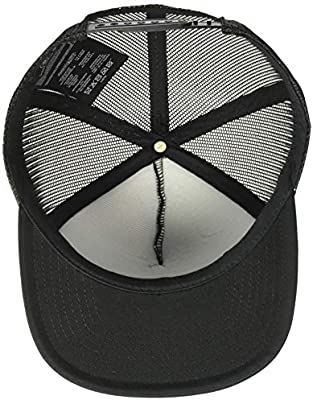 Volcom Womens Womens Stoke Made Adjustable Trucker Hat Baseball Cap