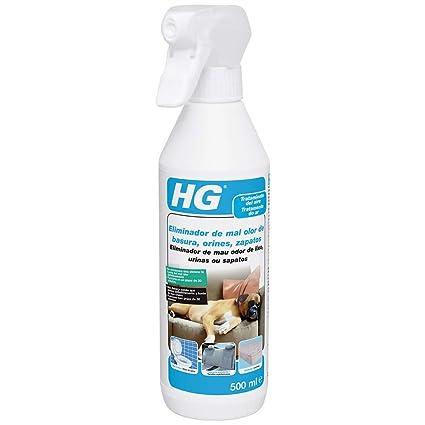 HG 441050130 - eliminador de mal olor de basura, orines, zapatos (envase de 0,5 L)