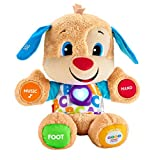 Fisher-Price Laugh & Learn Smart Stages Puppy - English Edition
