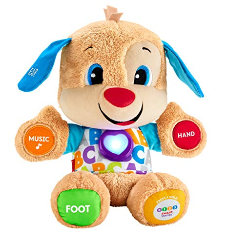 Fisher-Price Laugh & Learn Smart Stages Puppy -
