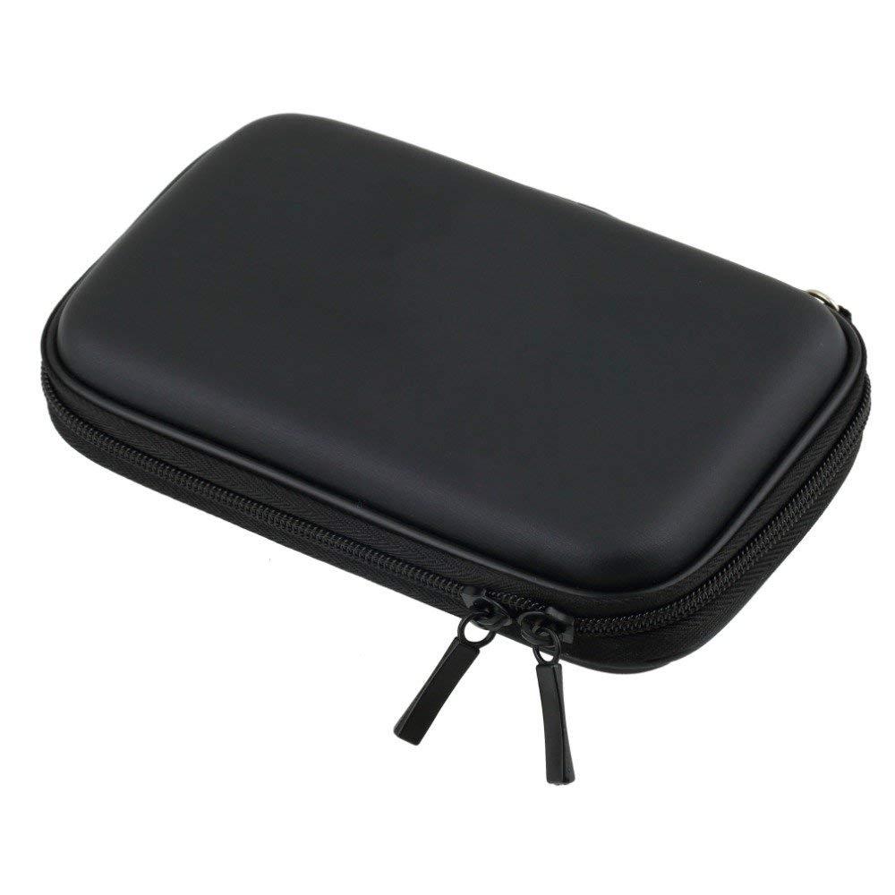 UNIGEAR Basic External Hard Drive Case for 2.5-Inch Hard Drive (Black)