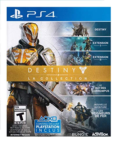 Destiny - The Collection (English Game-Play) - Playstation 4
