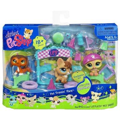 Littlest Pet Shop Playpack - Pet Trainin' Park