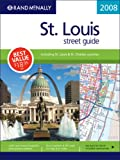 Rand Mcnally St. Louis Street Guide, Rand Mcnally, 0528866931