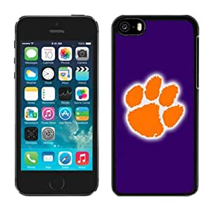 Iphone 5c Case Ncaa ACC Atlantic Coast Conference Clemson Tigers 4