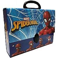 Spiderman Baskılı Saplı Çanta/Klasör (KSC120800-06-11)