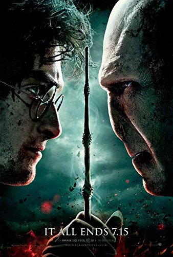 Harry Potter and the Deathly Hallows: Part II 11 x 17 Movie