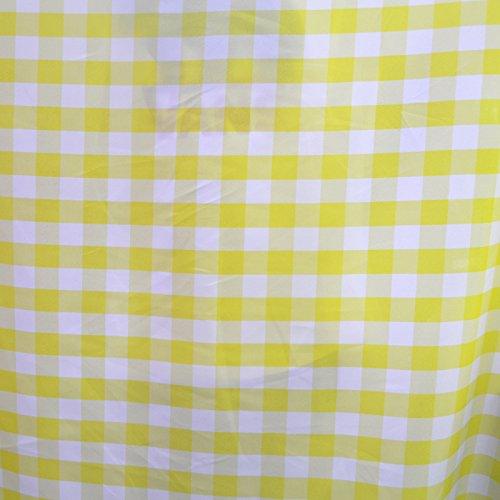 5 Yards Checker Fabric 60