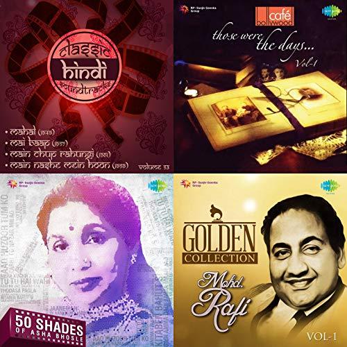 Bollywood Oldies (Hits Of Mohd Rafi And Lata Mangeshkar)