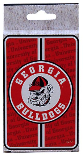 Cards Playing Ncaa - Game Day Outfitters NCAA Georgia Bulldogs Bullseye Playing Cards, One Size, Multicolor