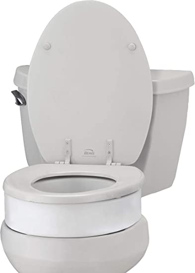 Cool Amazon Com Nova Toilet Seat Riser Raised Toilet Seat For Caraccident5 Cool Chair Designs And Ideas Caraccident5Info