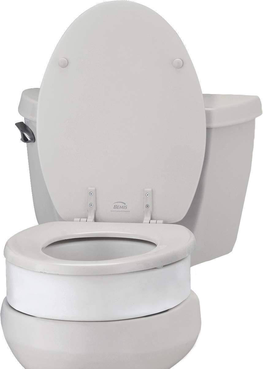Amazon Com Nova Toilet Seat Riser Raised Toilet Seat