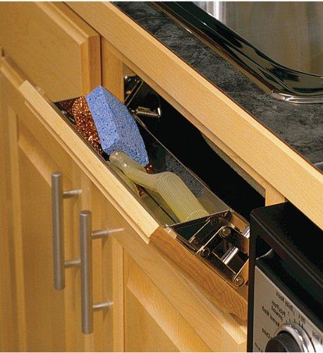 Steel Sink Tip-Out Trays Standard & Deep Depths