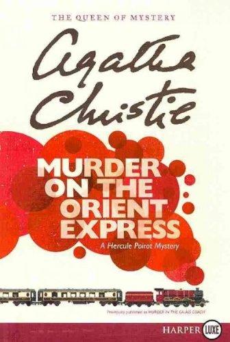 Murder on the Orient Express LP (Harperluxe)[ MURDER ON THE ORIENT EXPRESS LP (HARPERLUXE) ] by Christie, Agatha (Author) Apr-01-11[ Paperback ]