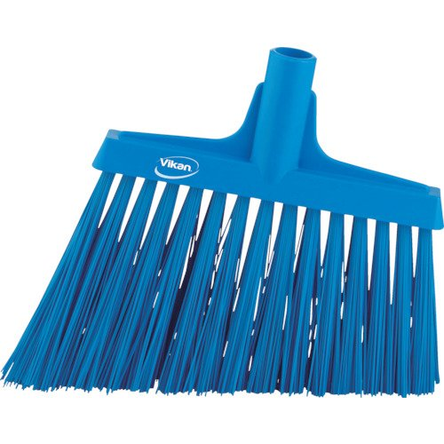 Vikan 29143 Heavy Duty Sweep Floor Broom Head, PET Bristle, Polypropylene Block, 11