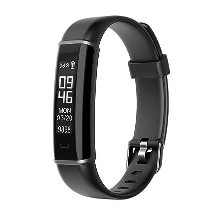 Jiamins Smart Watch Correa Pulseras de Repuesto para Smartwatch Original Silicone Reemplazo de Sport Strap para ID130 Smart Bandaomi Mi Band 3