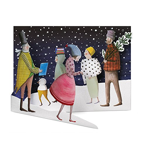 SOPHIE BLACKALL, URBAN HOLIDAY BOXED HOLIDAY CARDS