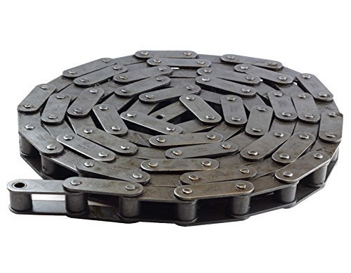 Link Conveyor Roller Chain (Donghua® CA550 Agriculture Chain, 10 Feet, CA Type Steel With 1 Connecting Link, Conveyor)