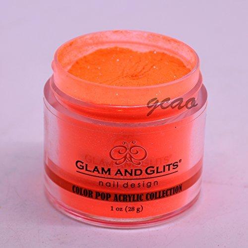 Glam Glits Acrylic Powder 1 oz Overheat CPA395