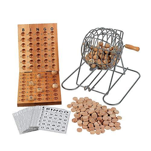 (Fun Express - Deluxe Bingo Set - Toys - Games - Carnival & Bingo - 1 Piece)