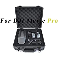 Aluminum Cover Waterproof Case for DJI Mavic Pro & Accessories Hard Shell Suitcase