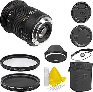 Sigma 17 - 50 mm f/2.8 EX DC OS HSM Zoom lente para Nikon Cámaras ...
