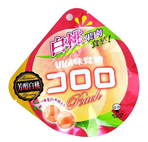 UHA - Kororo Peach Gummy (40g)