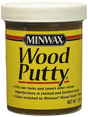 (Minwax 236174444 Wood Putty, 1 lb,)