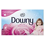 Downy Fabric Softener Sheets, April Fresh, 80 sheets