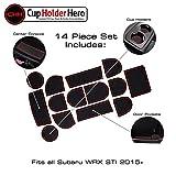 CupHolderHero fits Subaru WRX STI Accessories